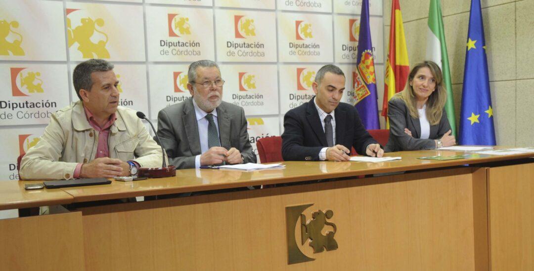 Diputación y UCO buscan ideas innovadoras en los IES de la provincia