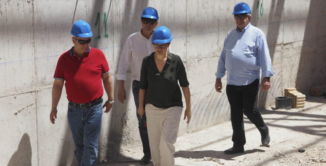 La recuperación del Castillo y la Tríada Artística, reclamos turísticos de Castro del Río