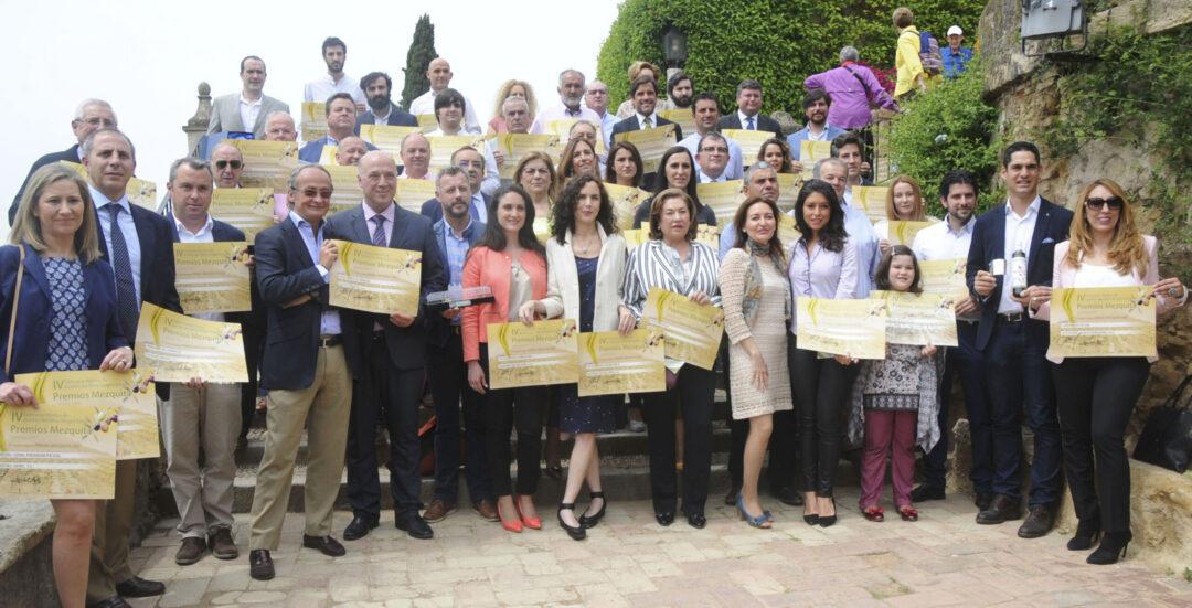 Los 'Premios Mezquita 2017' reconocen los mejores AOVE de la península