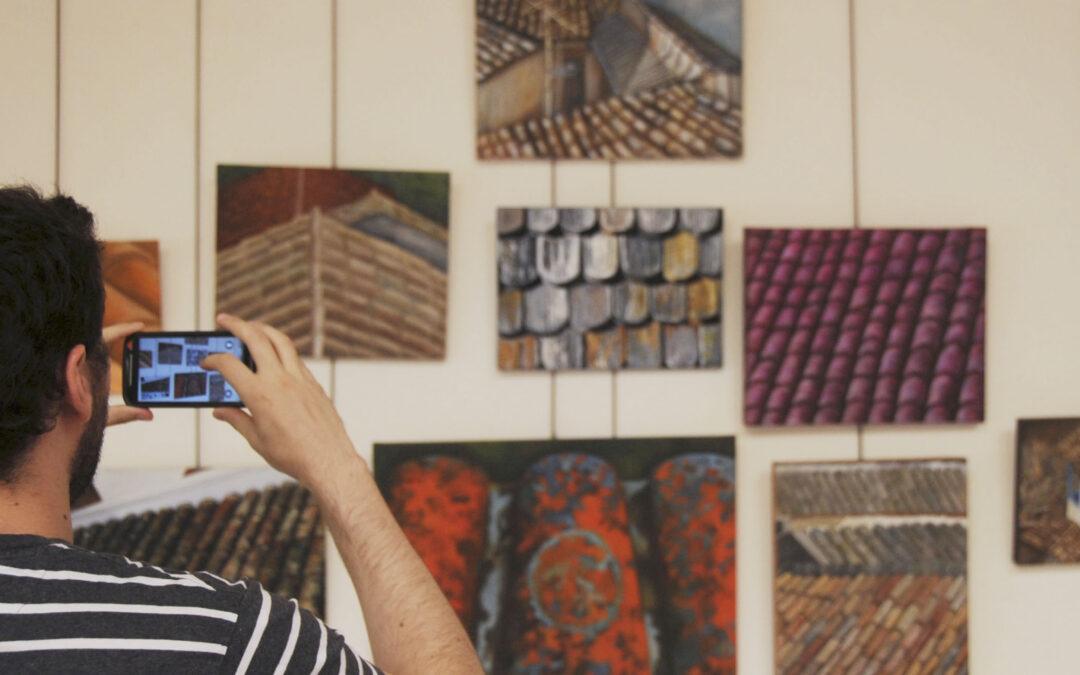 Alumnos de la Escuela de Arte Antonio Povedano exponen sus trabajos en la Diputación
