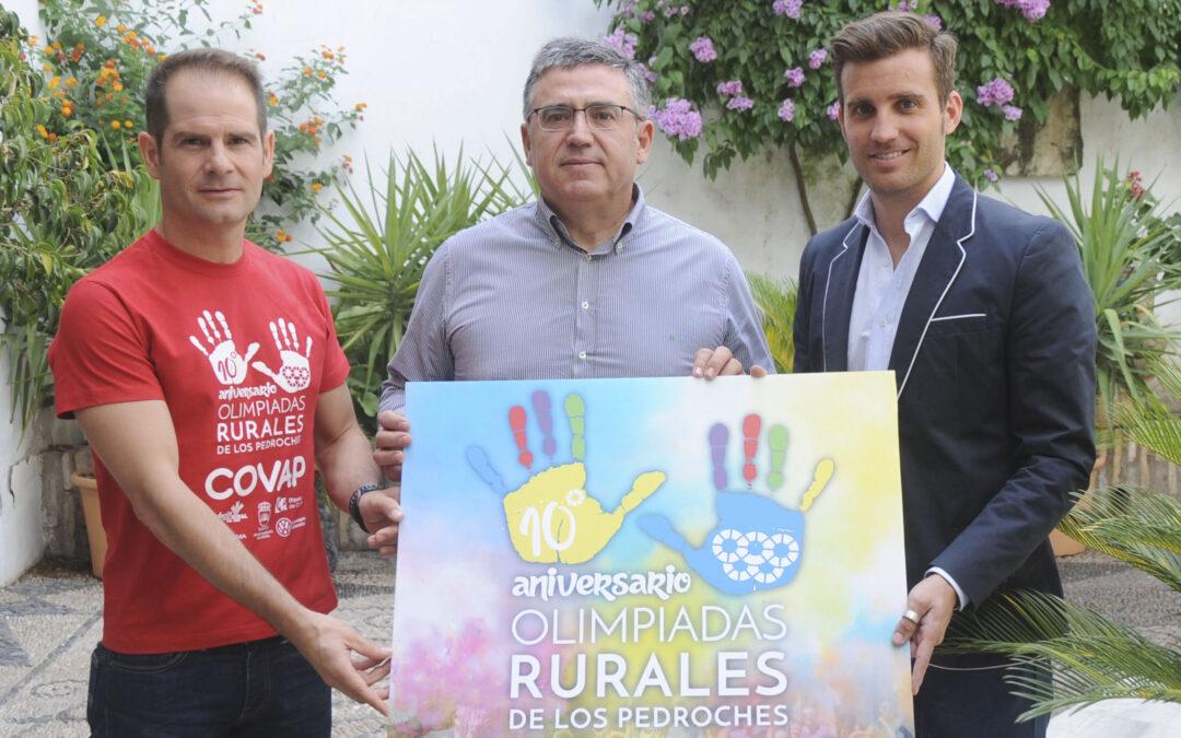 48 equipos participarán en las X Olimpiadas Rurales de Añora