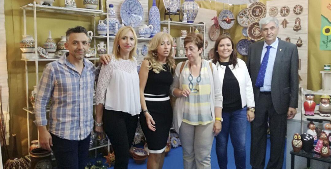 La Rambla abre las puertas de una renovada Feria de la Alfarería y la Cerámica