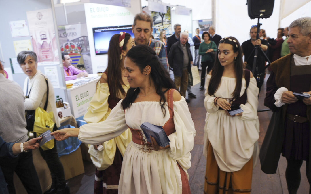 La Feria de los Municipios muestra las propuestas culturales y gastronómicas de los pueblos cordobeses