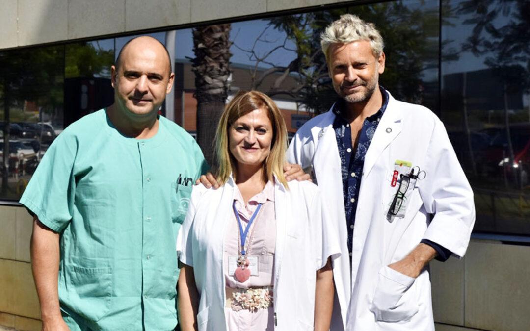 El Hospital Reina Sofía implanta prótesis para que personas sin laringe puedan comunicarse oralmente