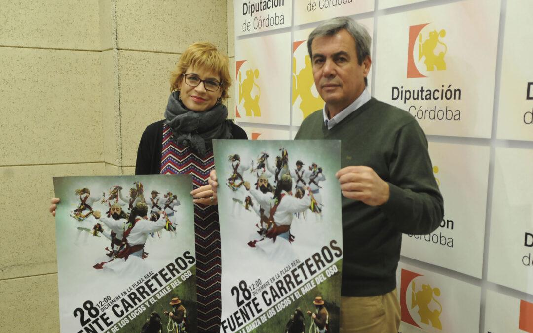'La Danza de los Locos' vuelve el 28 de diciembre a Fuente Carreteros
