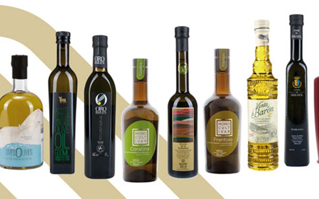 Cinco aceites cordobeses, entre los diez mejores AOVEs del mundo