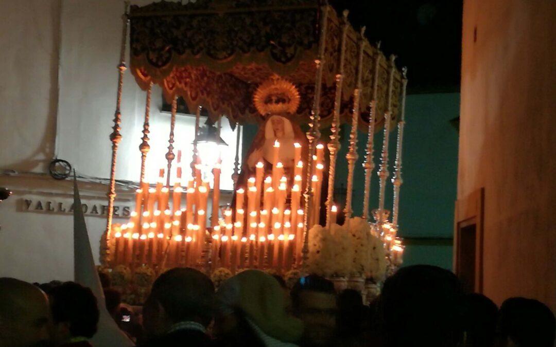 Buen tiempo y buenas previsiones, en el comienzo de la Semana Santa de Córdoba 2018