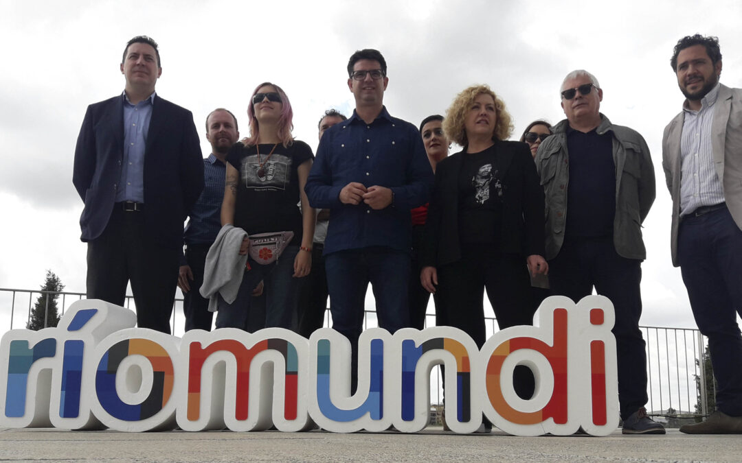 Música, gastronomía y artesanía en Ríomundi, Festival Internacional de Experiencias