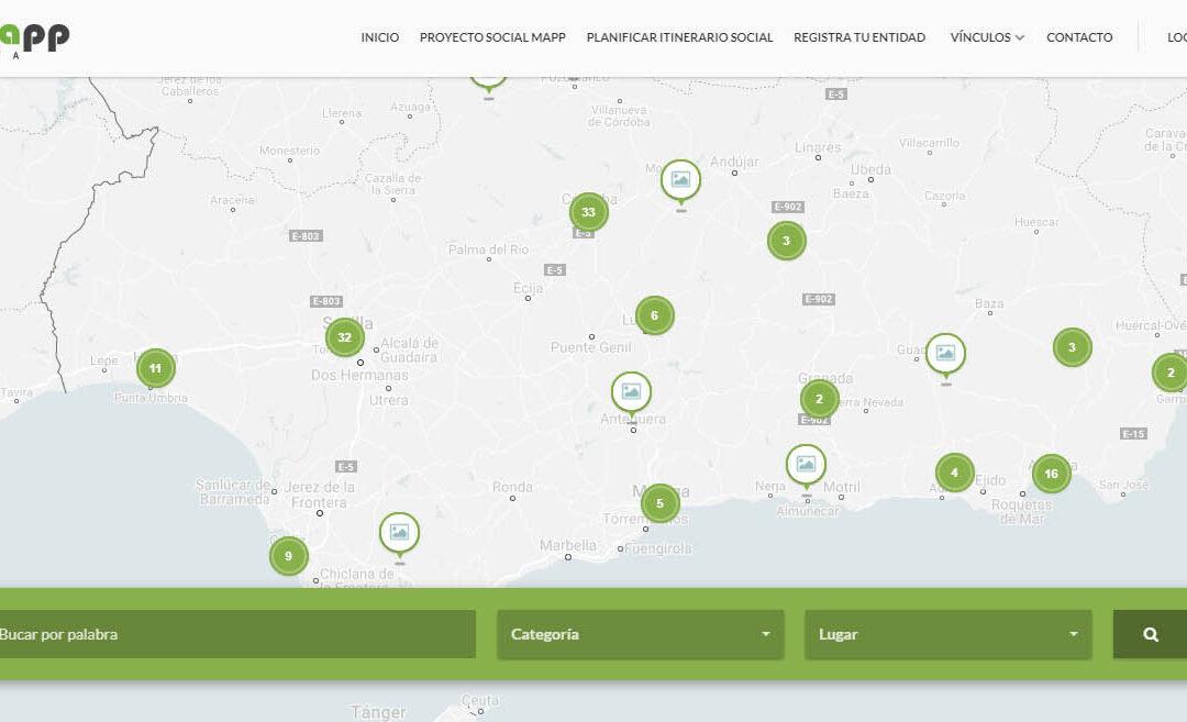 Social Mapp, una aplicación para los colectivos de inmigrantes