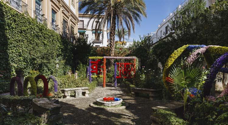 FLORA 2018 sitúa a Córdoba como referente en el arte floral internacional