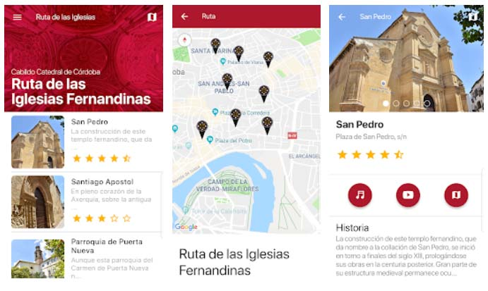 El Cabildo Catedral de Córdoba presenta la Ruta de las Iglesias Fernandinas