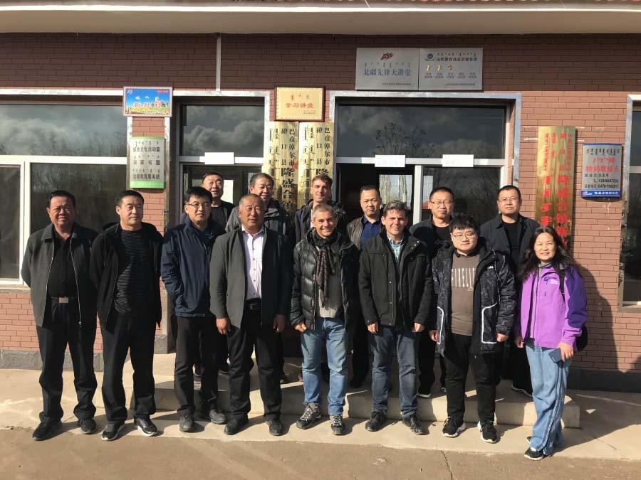 La UCO colabora con el gobierno chino para frenar la contaminación del Río Amarillo
