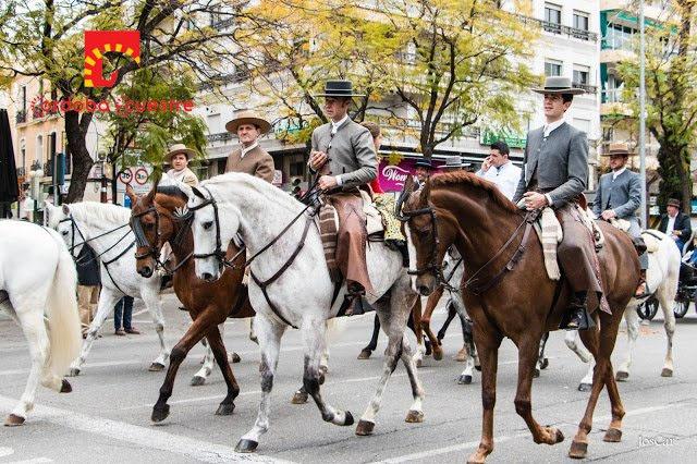 La Marcha Hípica Córdoba a Caballo regresa el 28-F a las calles de la capital